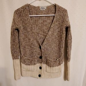 Madewell Wallace | Cable Knit Cardigan